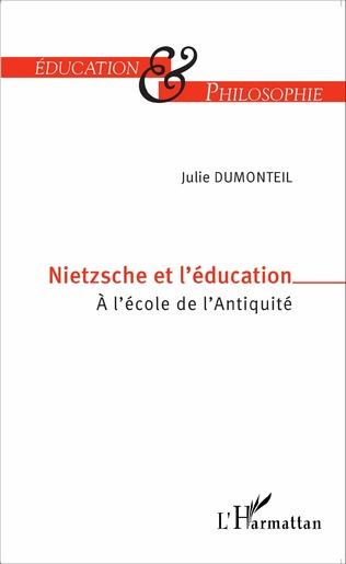 Couverture Nietzsche et l'éducation