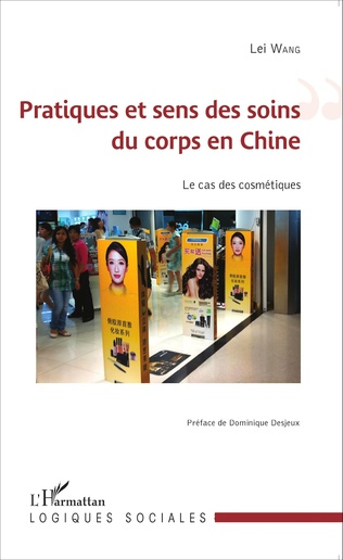 Couverture Pratiques et sens des soins du corps en Chine