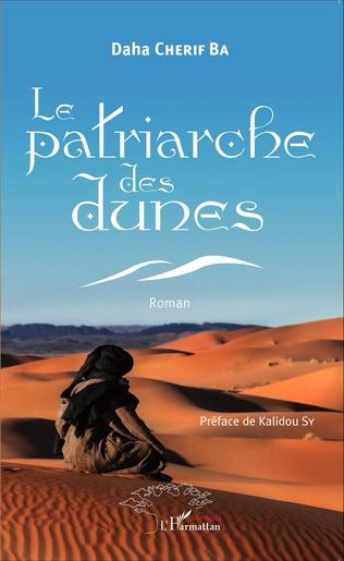 Couverture Le patriarche des dunes. Roman