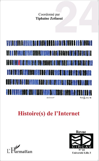 Couverture Histoire(s) de l'Internet