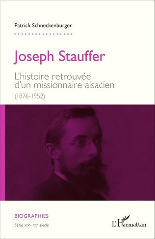 Couverture Joseph Stauffer