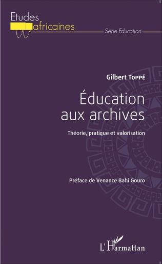 Couverture Éducation aux archives