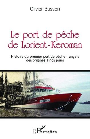 Couverture Le port de pêche de Lorient-Keroman