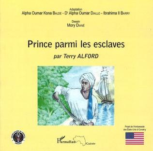 Couverture Prince parmi les esclaves