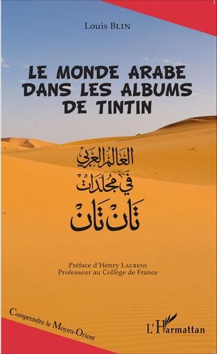 Couverture Le monde arabe dans les albums de Tintin