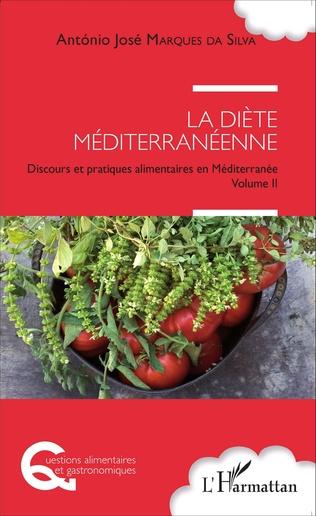 Couverture La diète méditerranéenne