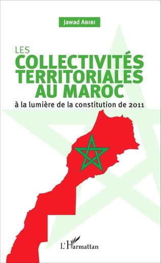 Couverture Les collectivités territoriales au Maroc