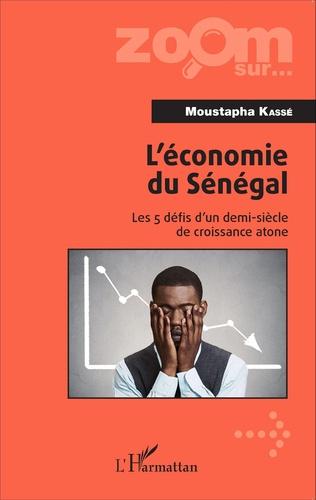 Couverture L'économie du Sénégal