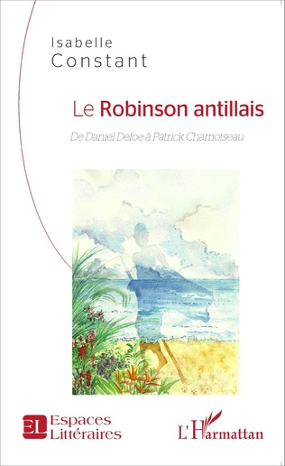 Couverture Le Robinson antillais