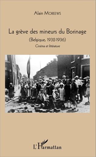 Couverture La grève des mineurs du Borinage
