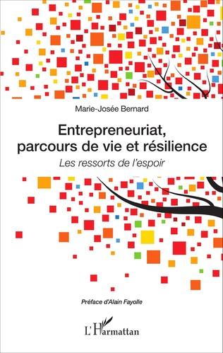 Couverture Entrepreneuriat, parcours de vie et résilience