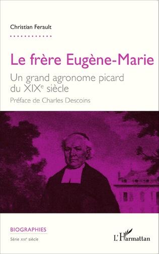 Couverture Le frère Eugène-Marie