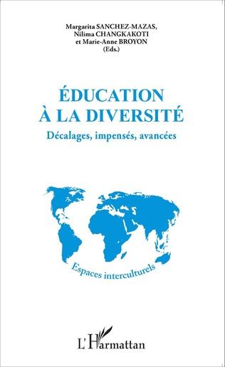 Couverture Éducation à la diversité