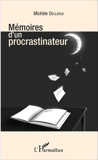 Couverture Mémoires d'un procrastinateur