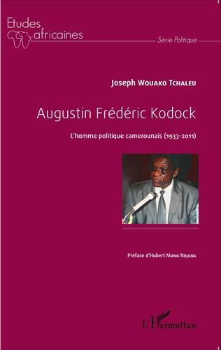Couverture Augustin Frédéric Kodock