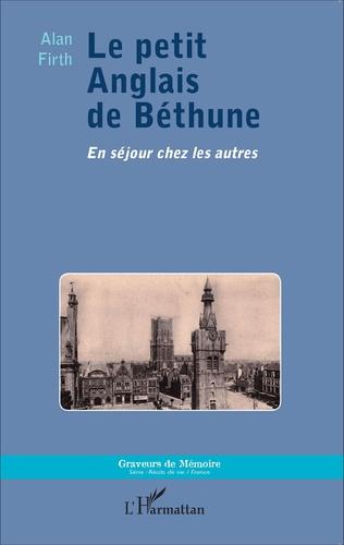 Couverture Le petit Anglais de Béthune