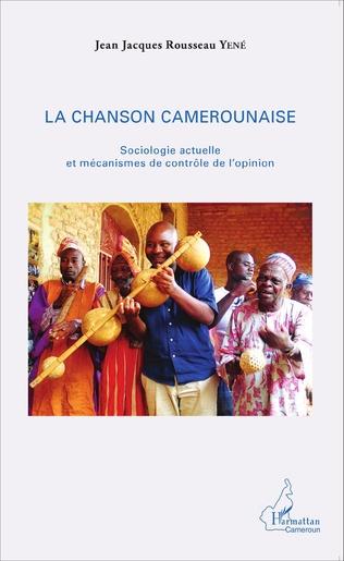 Couverture La chanson camerounaise