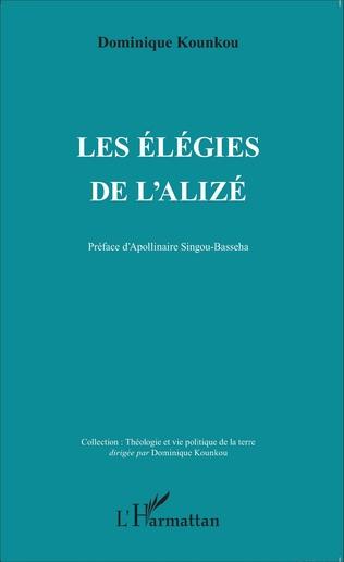 Couverture Les Élégies de l'Alizé