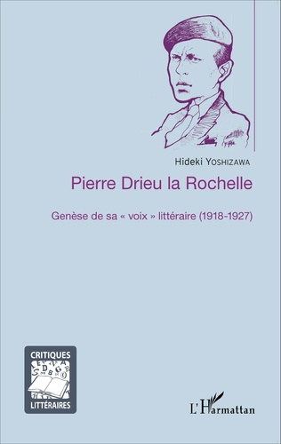 Couverture Pierre Drieu la Rochelle
