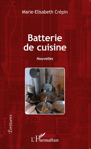 Couverture Batterie de cuisine