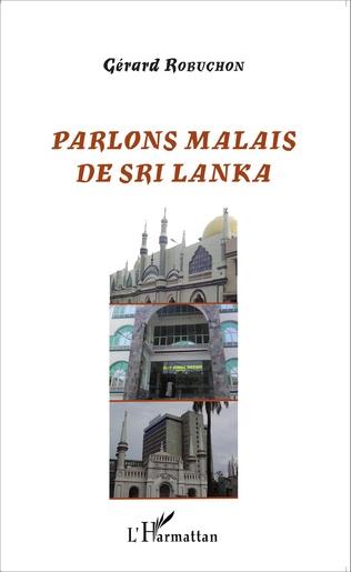 Couverture Parlons Malais de Sri Lanka