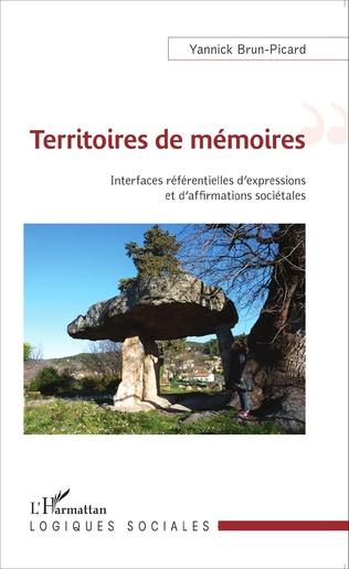 Couverture Territoires de mémoires