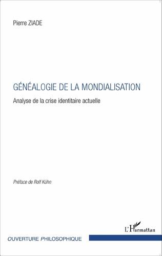 Couverture Généalogie de la mondialisation