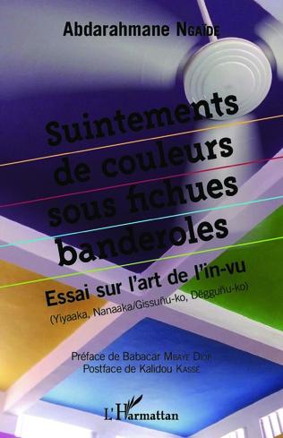 Couverture Suintements de couleurs sous fichues banderolles