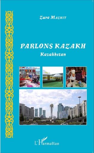 Couverture Parlons Kazakh