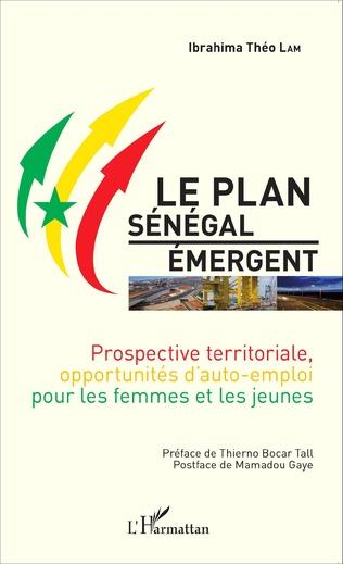 Couverture Le Plan Sénégal Émergent