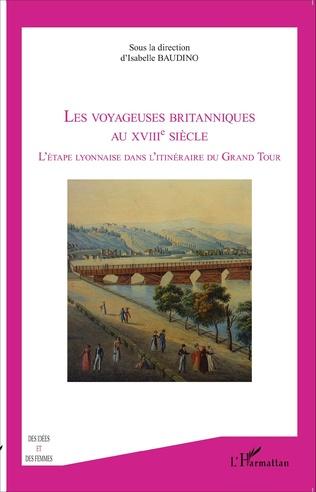 Couverture Les voyageuses britanniques au XVIIIe siècle