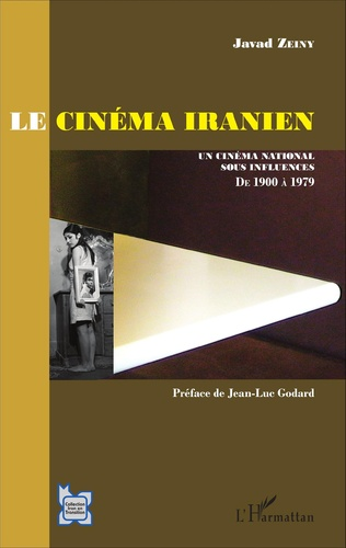 Couverture Le cinéma iranien