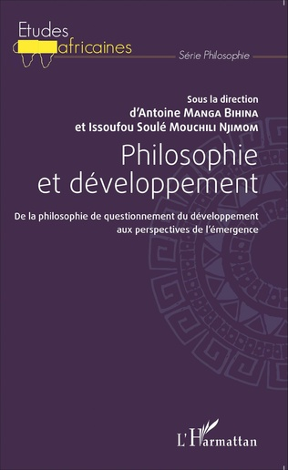 Couverture Chapitre VI. TECHNOSCIENCE ET PHILOSOPHIE : LA QUESTION DU DEVELOPPEMENT DE L'AFRIQUE CHEZ MARCIEN TOWA