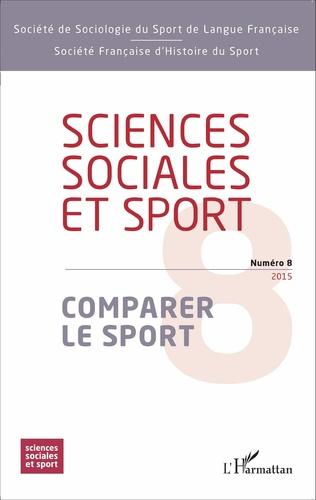 Couverture Sciences Sociales et Sport  n° 8