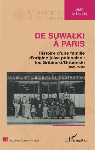 Couverture De Suwalki à Paris
