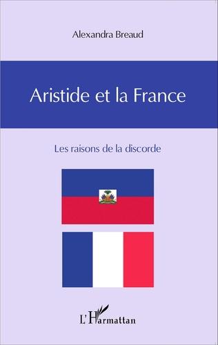 Couverture Aristide et la France
