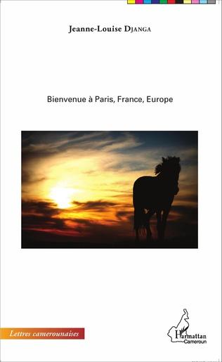 Couverture Fantasia Bienvenue à Paris, France, Europe