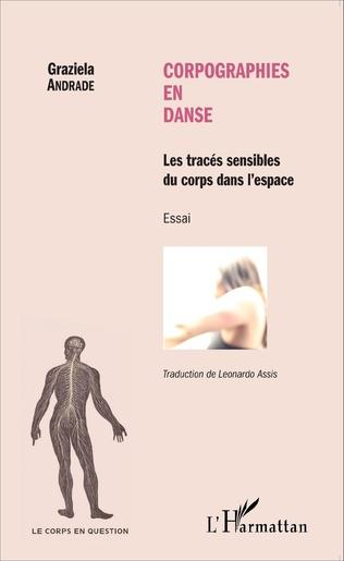 Couverture Corpographies en danse