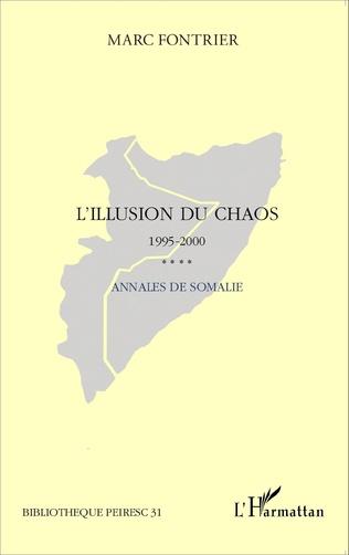 Couverture L'illusion du chaos 1995-2000