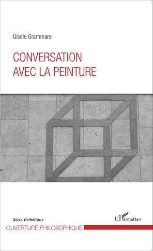 Couverture Conversation avec la peinture