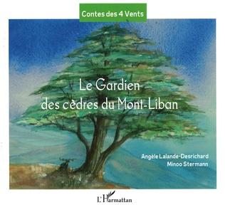 Couverture Le Gardien des cèdres du Mont-Liban