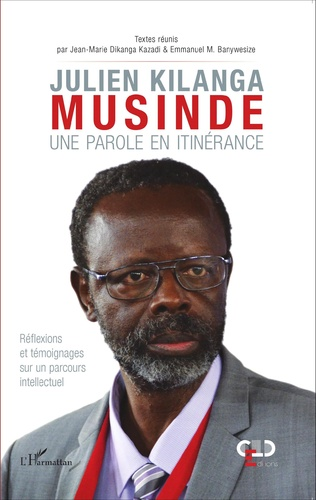Couverture Julien Kilanga Musinde