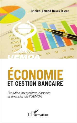Couverture Economie et gestion bancaire