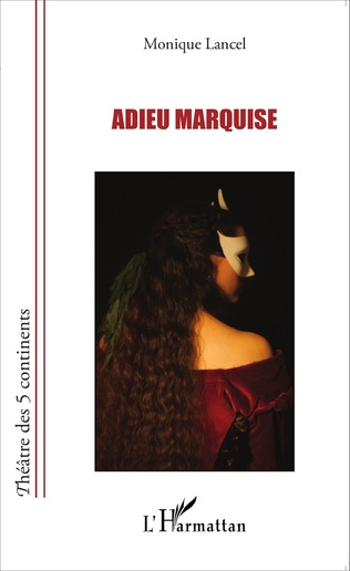 Couverture Adieu Marquise
