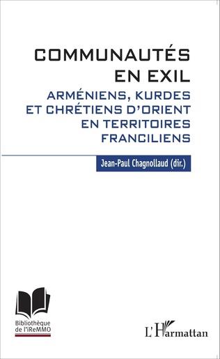 Couverture Communautés en exil