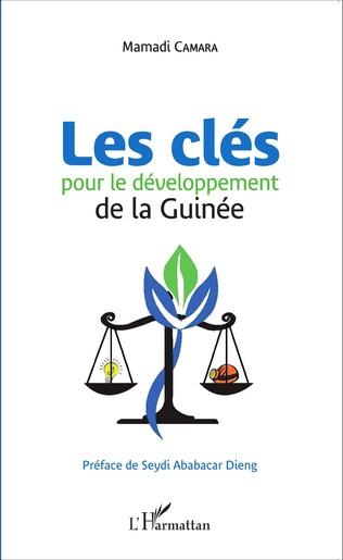 Couverture Les clés pour le développement de la Guinée