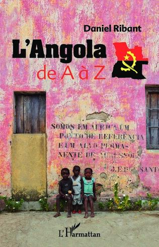 Couverture L'Angola de A à Z