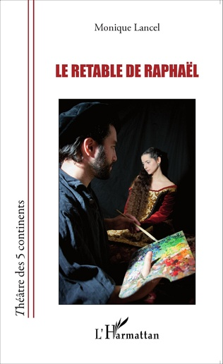 Couverture Le retable de Raphaël