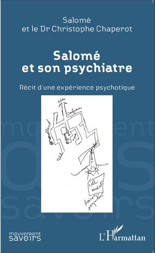 Couverture Salomé et son psychiatre