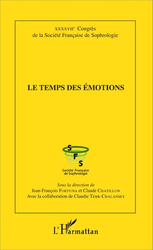 Couverture Le temps des émotions